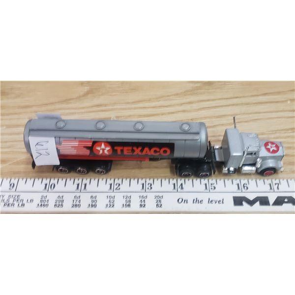 Die Cast Texaco Tanker truck