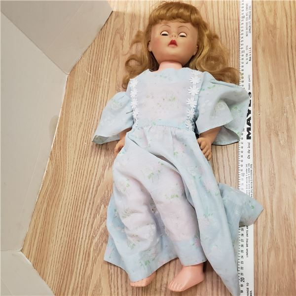 1950s vintage doll