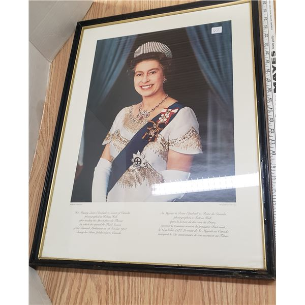 1953  Queen Elizabeth  School house photo  by John Evans