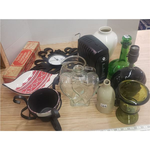 Lot of misc dishes