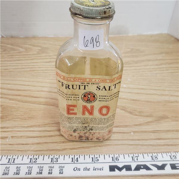 ENO Fruit Salt bottle - original labels