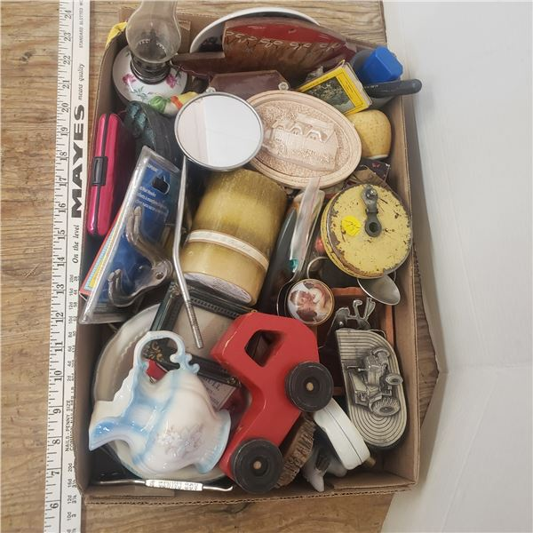 miscellaneous lot in a flat