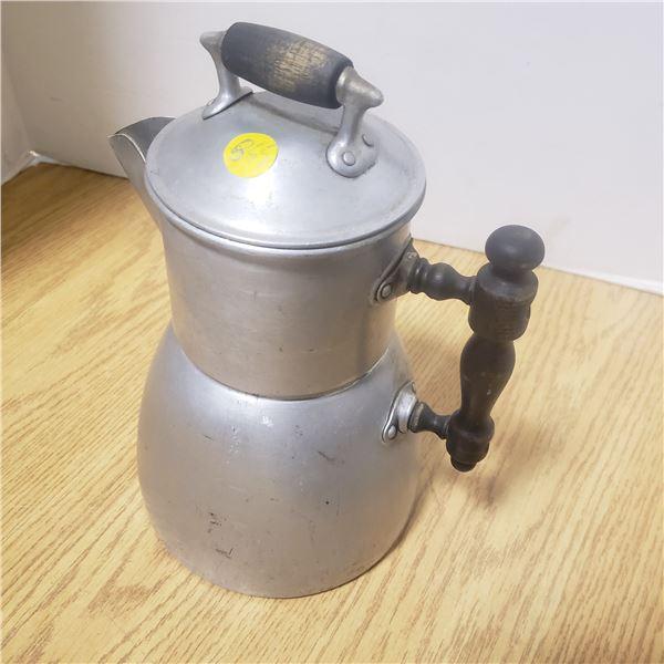 wearever aluminum coffee pot