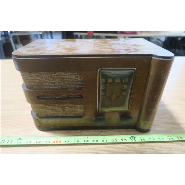 General Electric Antique Radio