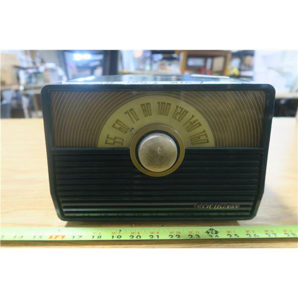 RCA Civtor Antique Radio