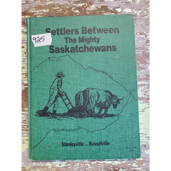 STANLEYVILLE & RUSSELVILLE SK HISTORY BOOK