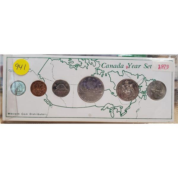1979 COIN SET