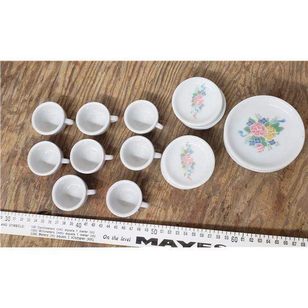 childrens tea service