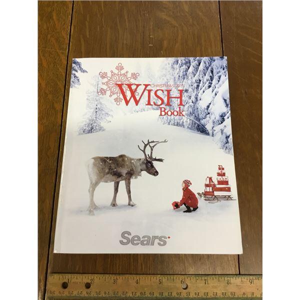 VINTAGE SEARS WISH BOOK CHRISTMAS 2011