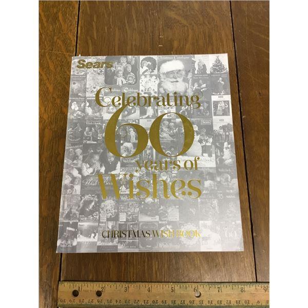 VINTAGE SEARS WISH BOOK CHRISTMAS 2012