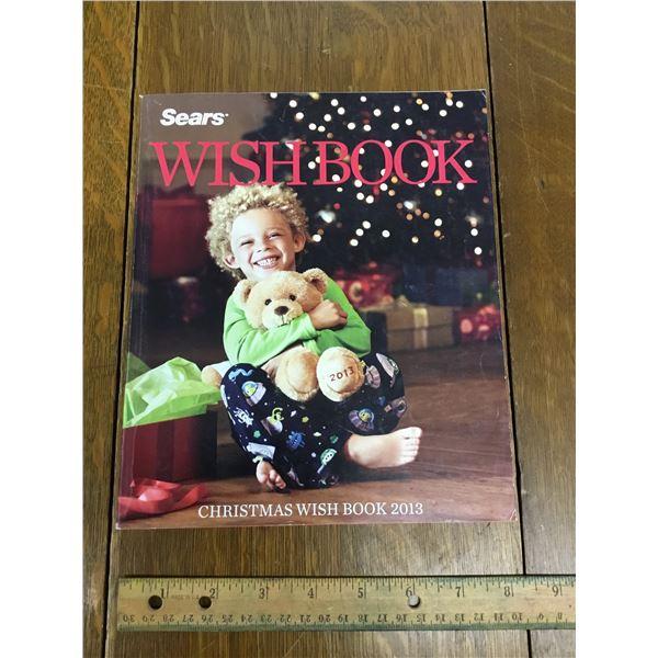 VINTAGE SEARS WISH BOOK CHRISTMAS 2013