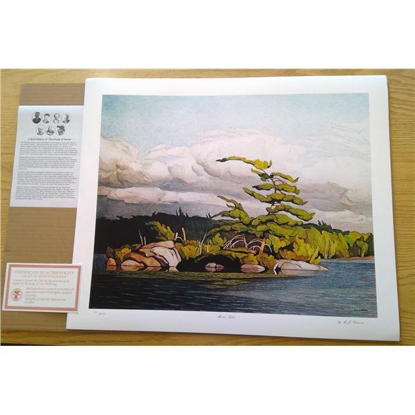 Moose Lake by A.J Casson 24' x 20