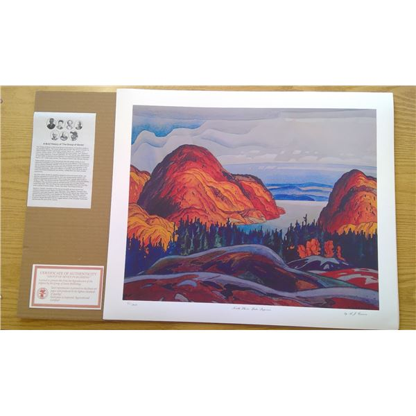 North Shore Lake Superior by A.J Casson 24'x 20'