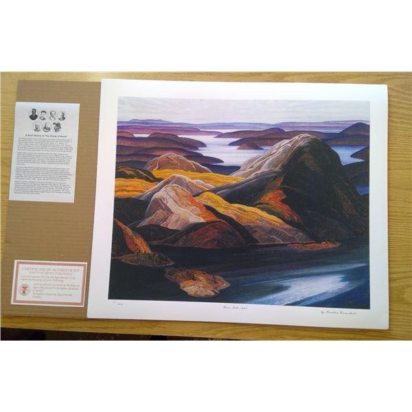 Grace Lake 1931 by Franklin Carmichael 24' x 20'