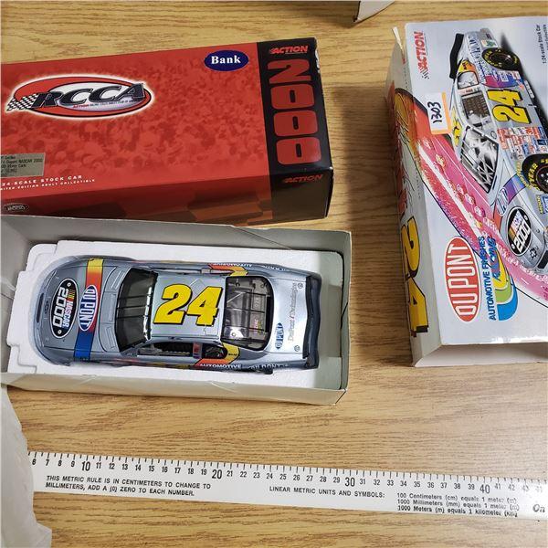 Jeff Gordon #24 Dupont Nascar 1:24 new