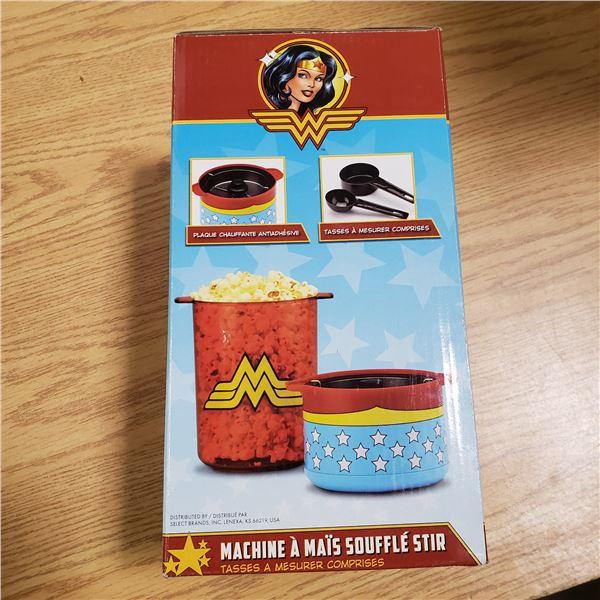 Wonder Woman Ministir Popcorn Popper (new)