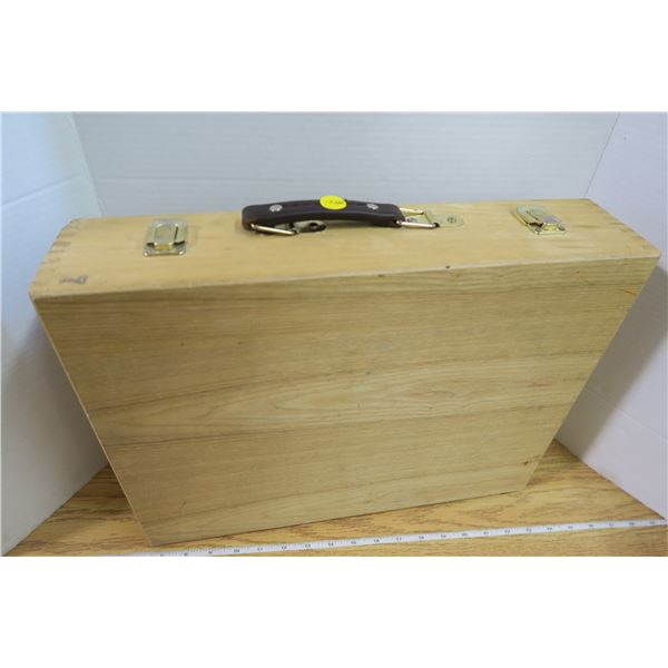 Arts and Crafts Storage with Lifting tray 16 1/2  X 12 1/2