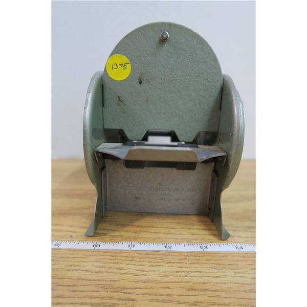 Antique Johnson Card Shuffler