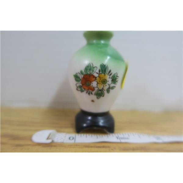 Miniature Vase or Urn Made in Occupied Japan