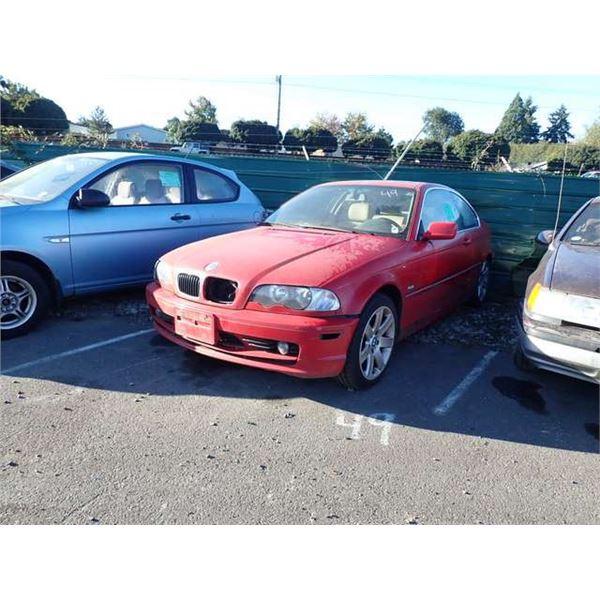 2002 BMW 325Ci