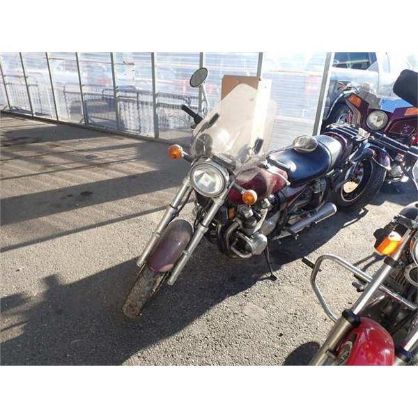 1992 Kawasaki ZR750