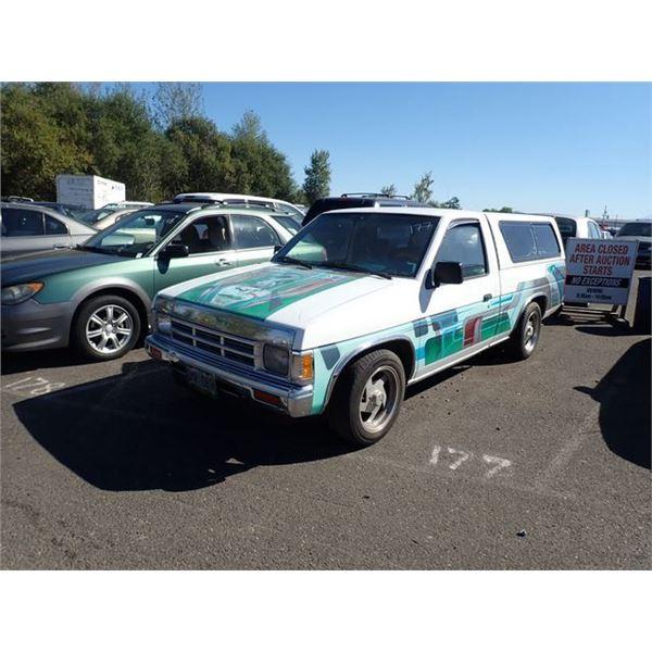 1989 Nissan D21