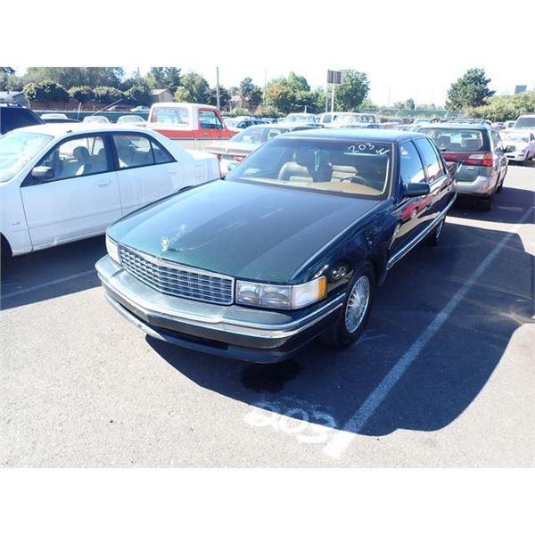 1994 Cadillac deVille