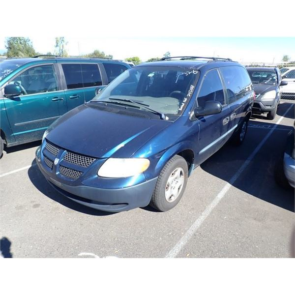 2002 Dodge Caravan