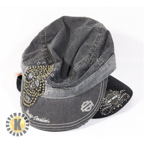 HARLEY DAVIDSON HATS 1 IS NEW WITH TAGS