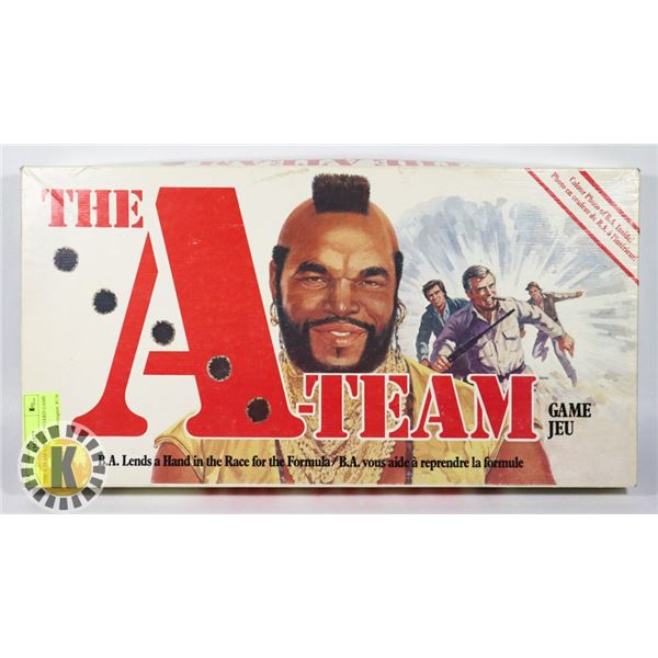THE A TEAM VINTAGE BOARD GAME