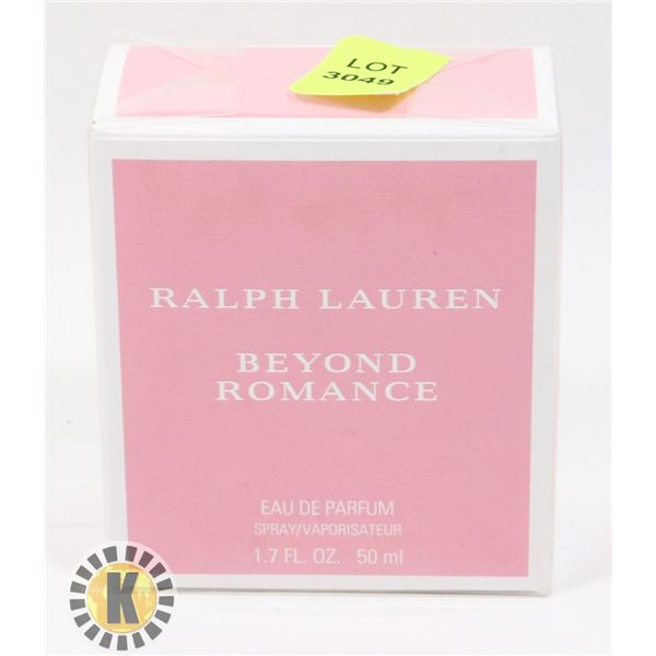 RALPH LAUREN: BEYOND ROMANCE