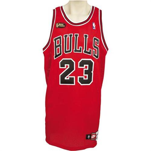 981507d190b Image 1   1997-98 Michael Jordan NBA Finals Game Worn Jers ...