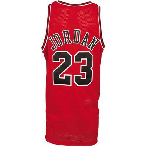 e3ac8f22cdd ... Image 2   1997-98 Michael Jordan NBA Finals Game Worn Jers ...