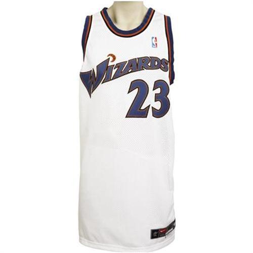 san francisco dfa0f 832af 2002-03 Michael Jordan Game Worn Jersey. Intens