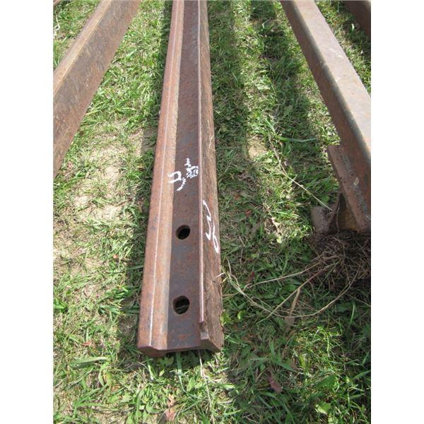 7ft Railway iron