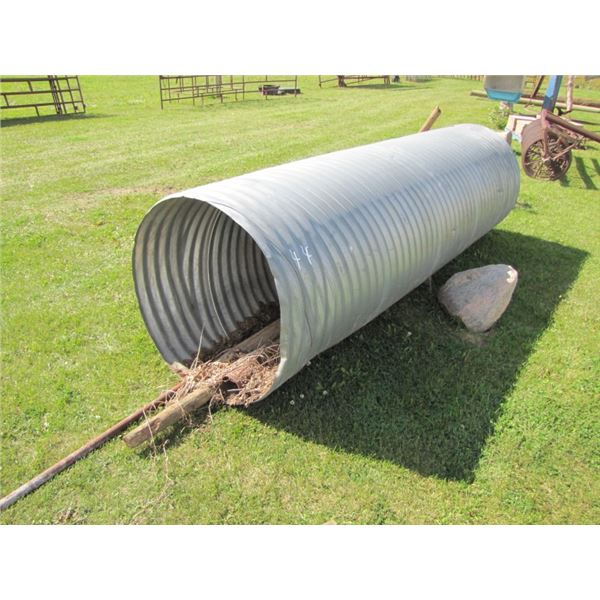 culvert 10 ft long by 36 in