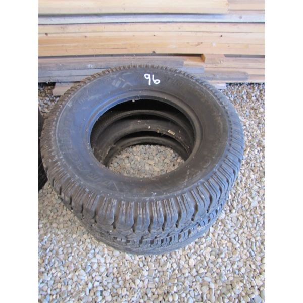 lot of two tires, 245/75 R16