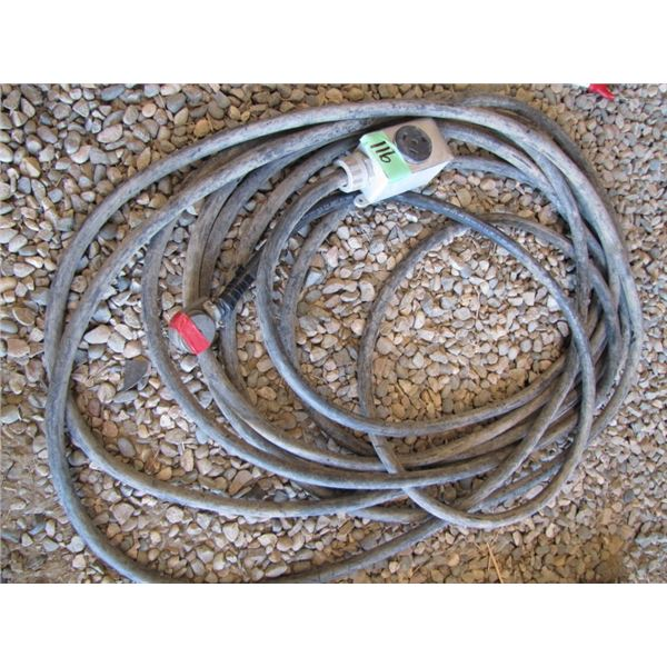 RV extension cord approximately 50 ft