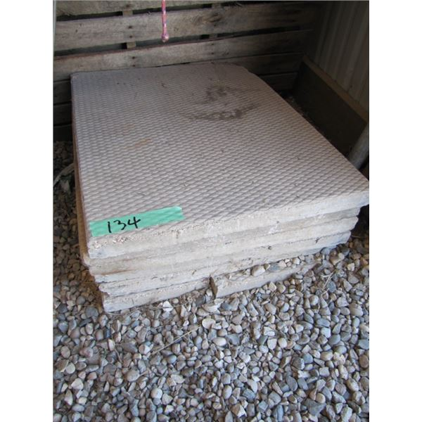 patio block 30 inch by 24 in... x 5