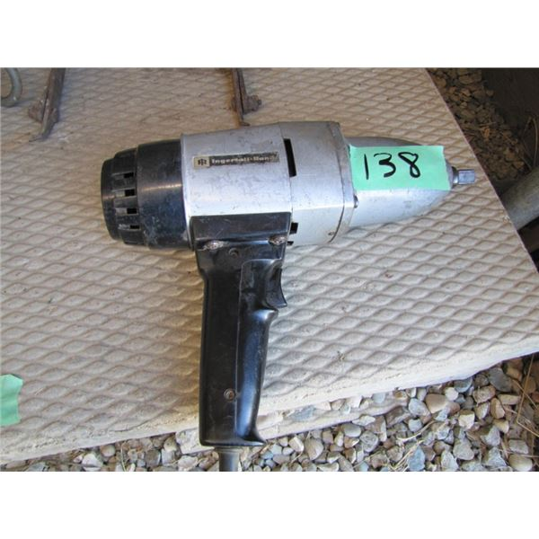 Ingersoll Rand electric 1/2 inch impact wrench
