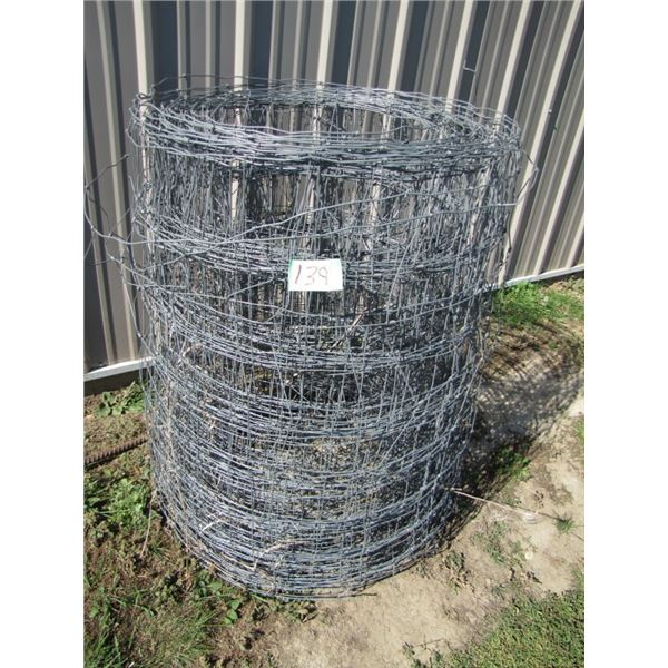 roll of page wire