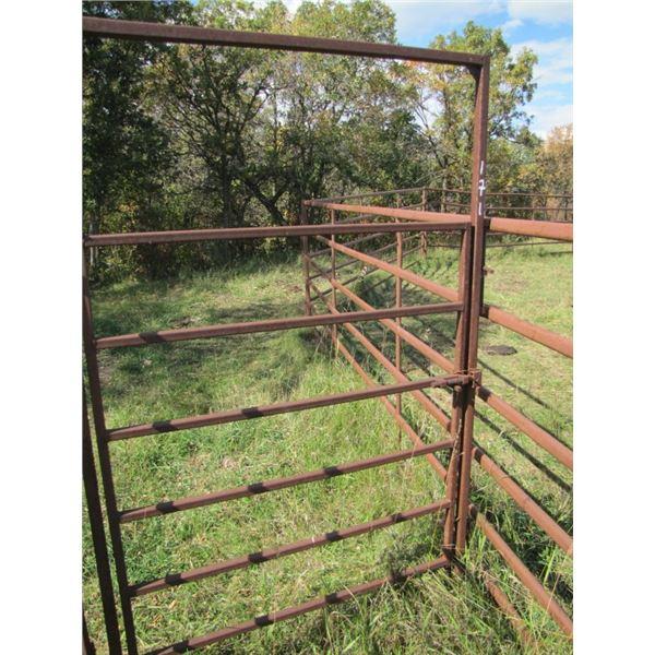 walk through gate 6 foot 4 high by 44 in wide