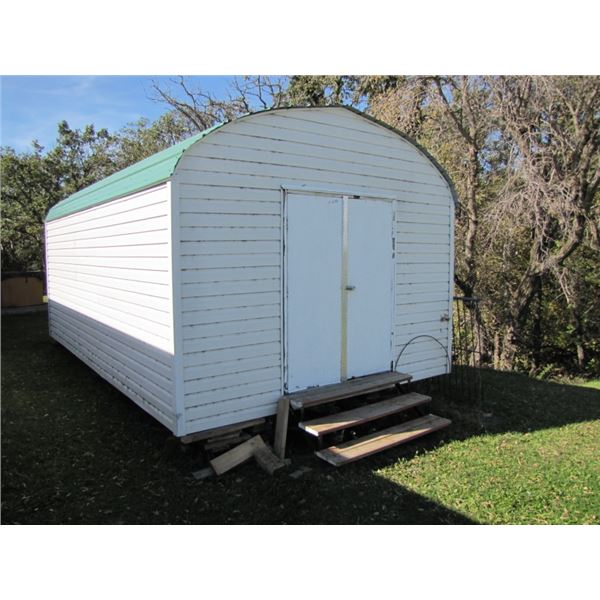insulated garden shed 20 ft by 12 ft