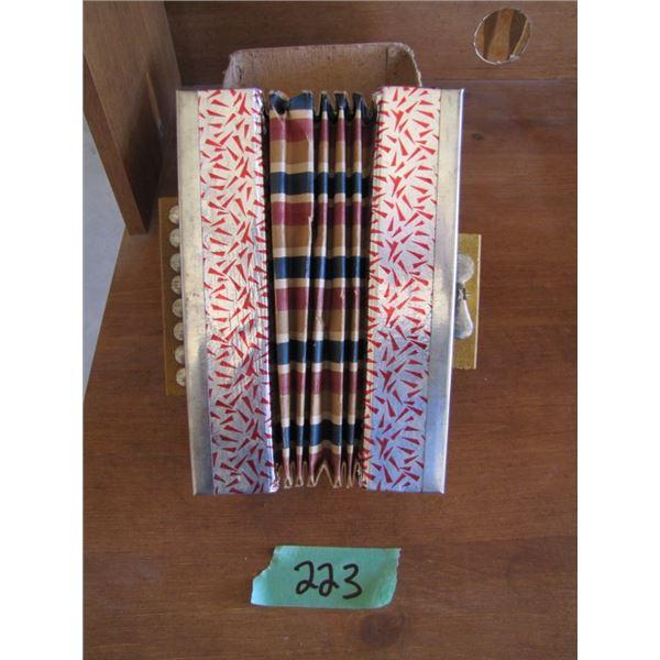 small accordion