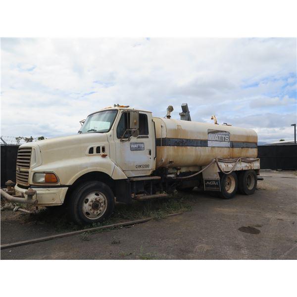 1997 Ford Water Truck (Starts & Runs)