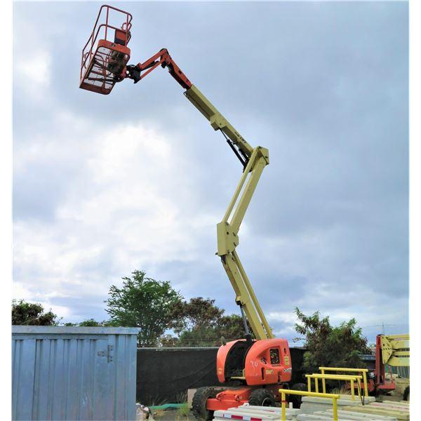 2012 JLG 450AJ Articulating Boom Lift (Starts & Runs See Video)
