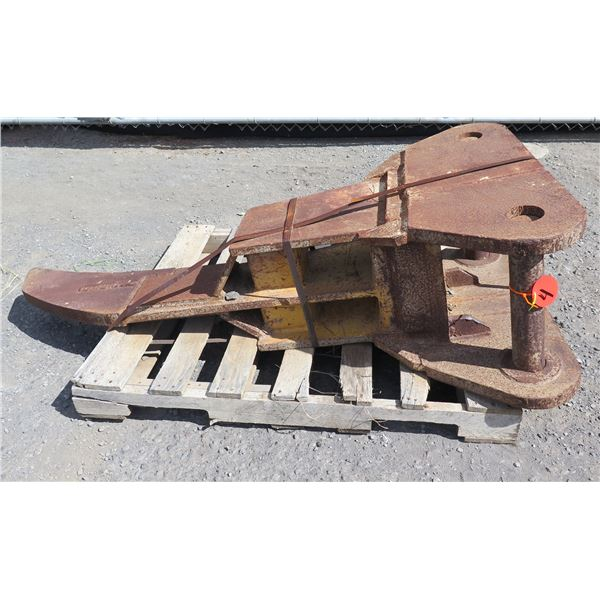 """Excavator or Bulldozer Ripper Attachment 69""""L"""