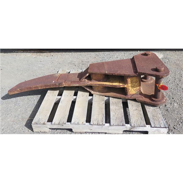 """Excavator or Bulldozer Ripper Attachment 67""""L"""
