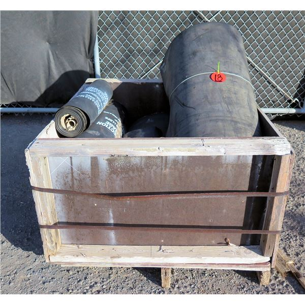 """Multiple Rolls Northtown Corrosion Protection Repair ANSI/AWWA for 10-12"""" DIP"""
