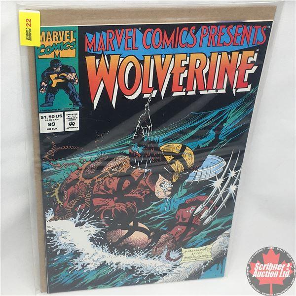 MARVEL COMICS PRESENTS: Wolverine Vol. 1, No. 99, 1992: Hauntings  - Featuring Wolverine